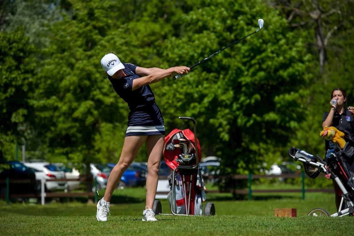 Laura Fangmeyer, Austrija Internacionalna Prvakinja Srbije 2021