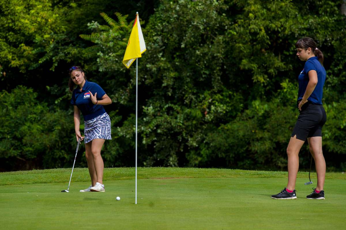 Juniorsko Nacionalno Prvenstvo Srbije u golfu 2021 – 1