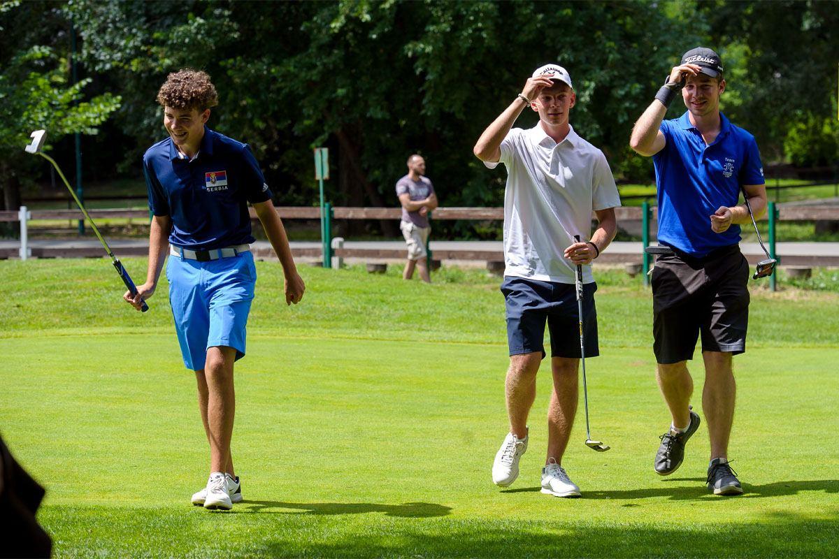 Juniorsko Nacionalno Prvenstvo Srbije u golfu 2021 – 18