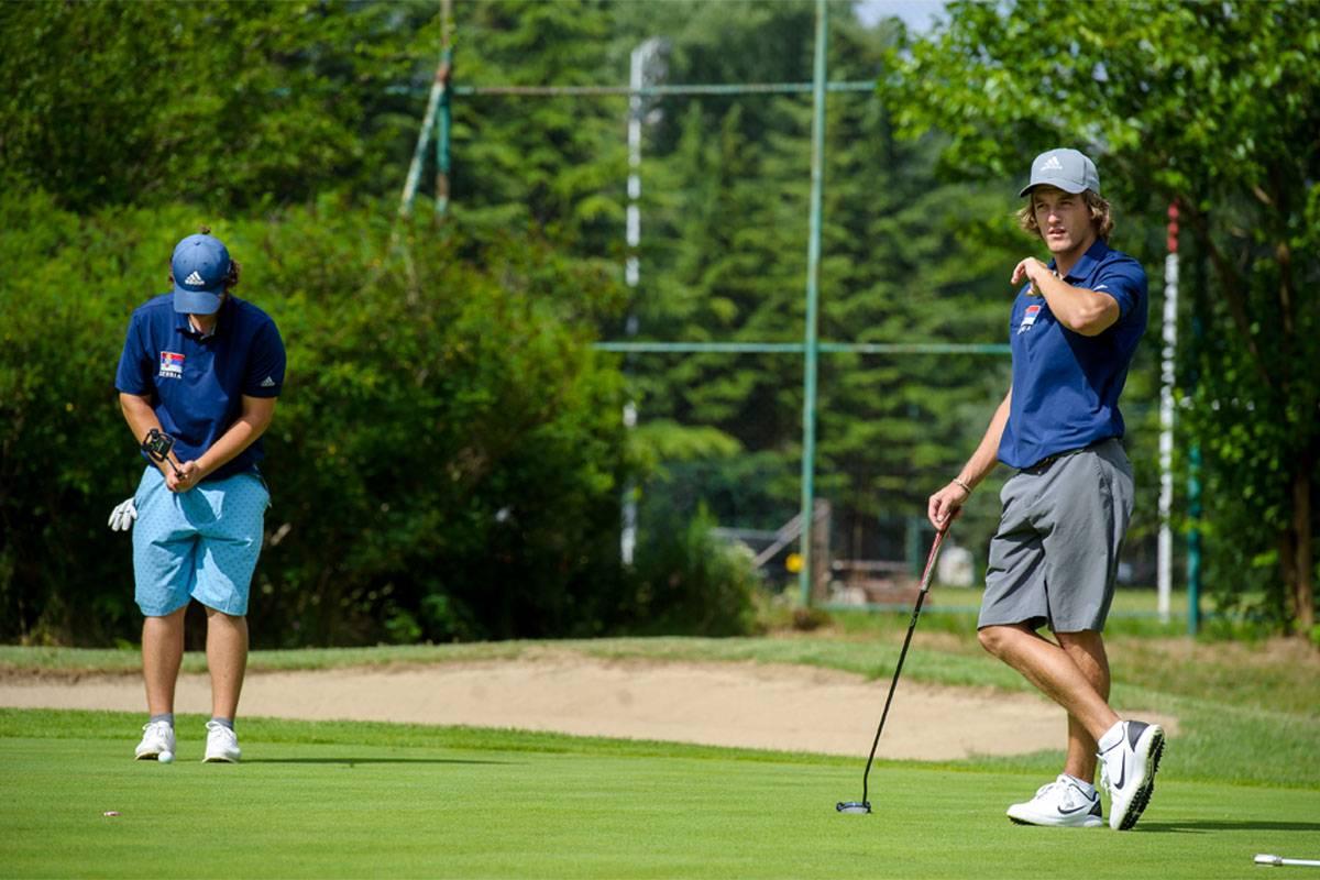Juniorsko Nacionalno Prvenstvo Srbije u golfu 2021 – 3